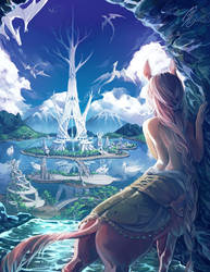 Lilandra by SaiyaGina