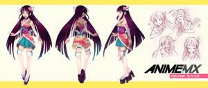 Yume Sasaki by SaiyaGina