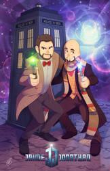 Weirdo Doctors by SaiyaGina
