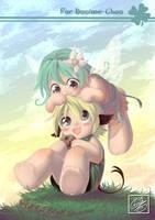 ..::Gimme Cookie::.. by SaiyaGina