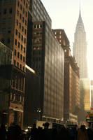 New York, New York by scribblyscribble
