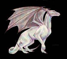 Pearl dragon by L-U-S-U-S