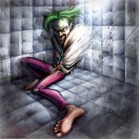Arkham Asylum by D3RX