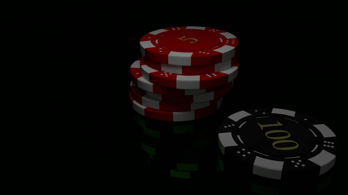 Poker Chips Fichas De Poker By Cleberdesenhos On Deviantart