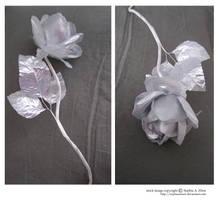 stock 713: silver rose by sophiaastock