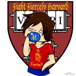 Fight Fiercely, Harvard by ShadowinEX