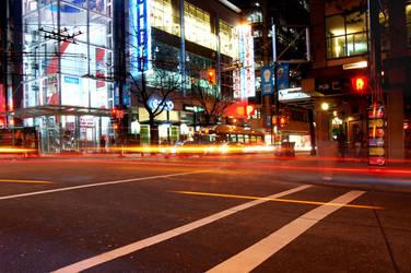 City lights 1. by stephinika