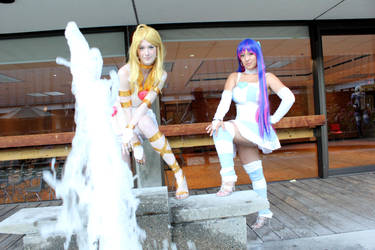 Panty and Stocking - Cos and Effect 2012 by stephinika