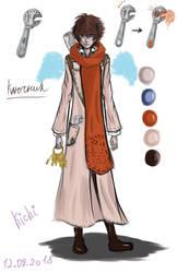 New design of Keyman by S-a-n-t-i-l