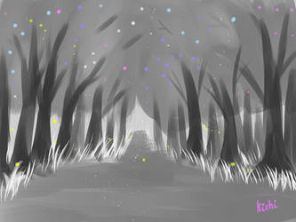 DreamForest by S-a-n-t-i-l