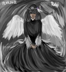 Angel by S-a-n-t-i-l