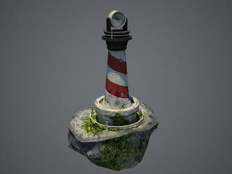 LightHouse - Game model by CosmicSeizure