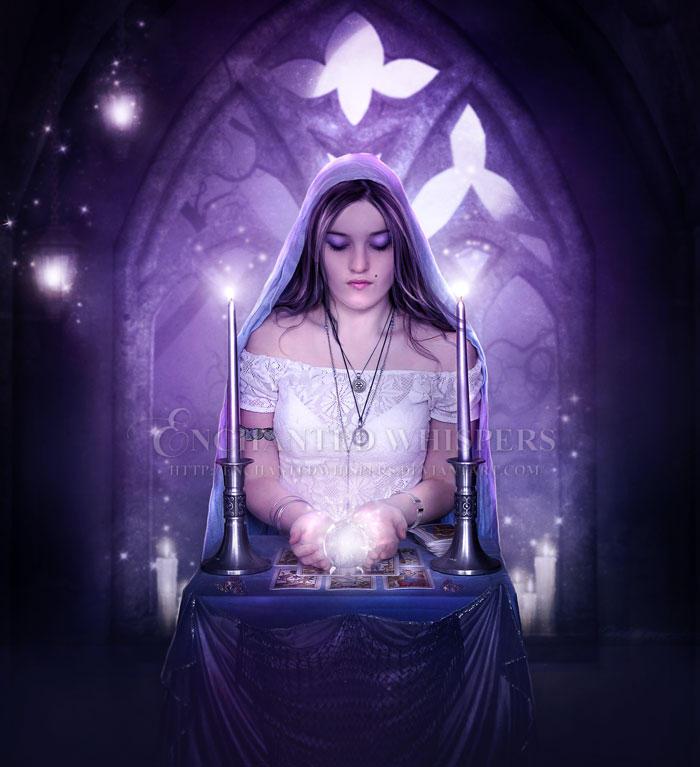 Gypsy Magic by EnchantedWhispersArt