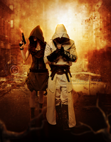Assassins by EnchantedWhispersArt