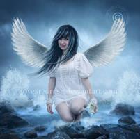 Heavenly Tides by EnchantedWhispersArt