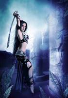 Dance Of Swords by EnchantedWhispersArt