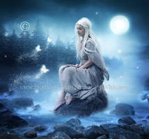 Moonglow by EnchantedWhispersArt