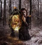 Reflections by EnchantedWhispersArt
