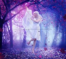 Just-Dance by EnchantedWhispersArt