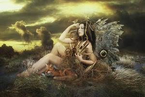 Back-to-Nature by EnchantedWhispersArt