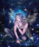Golden-Lights by EnchantedWhispersArt
