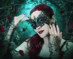 Dark Widow by EnchantedWhispersArt