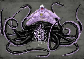 Ursula by ElDoctorGoredealer