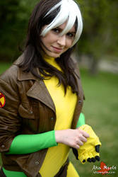 Rogue: Mutant by Kanna-tears