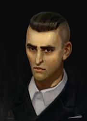 portrait by GrayM