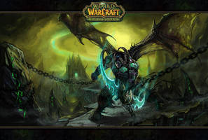 Illidan Stormrage by Dark-ONE-1