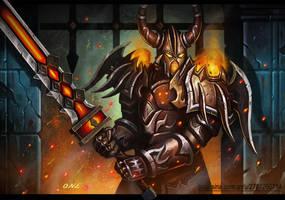 Gladiator by Dark-ONE-1