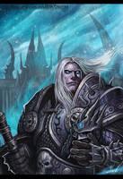 Arthas Menethil by Dark-ONE-1