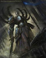 Knight by Dark-ONE-1
