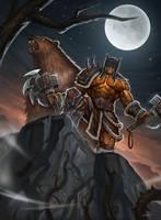 Rexxar Remar by Dark-ONE-1