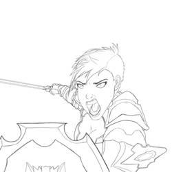 BattleRoar by penrush