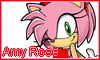 Amy Rose Stamp by NatouMJSonic