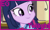 Equestria Girls Twilight Sparkle Stamp by NatouMJSonic