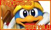 King Dedede SSB Wii U Stamp by NatouMJSonic