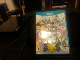 super smash bros for Wii U.  by NatouMJSonic