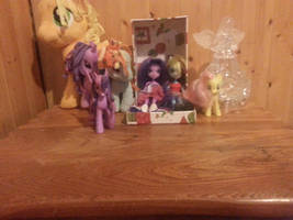 My pony collection.  by NatouMJSonic