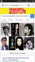 The most beautiful smile in the world... by NatouMJSonic