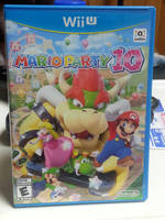 Mario Party 10 by NatouMJSonic