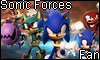 Sonic Forces  Fan Stamp by NatouMJSonic