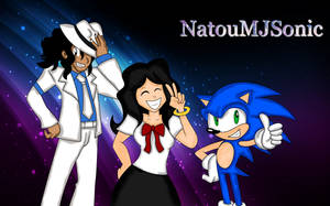 Collab NatouMJSonic by NatouMJSonic