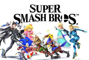 Super Smash Bros Switch wanted characters by NatouMJSonic