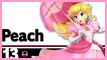 SSBU 13 Peach Stamp by NatouMJSonic