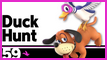SSBU 59 Duck Hunt Stamp by NatouMJSonic