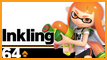 SSBU 64 Inkling Stamp by NatouMJSonic