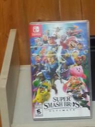 Super Smash bros Ultimate! by NatouMJSonic