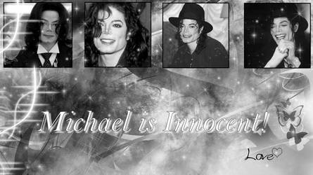 Michael is INNOCENT! by NatouMJSonic